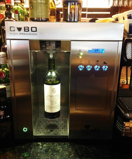 cubo wine precision