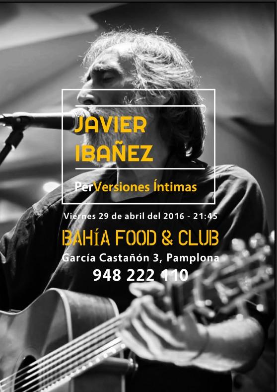 Concierto Javier Ibañez